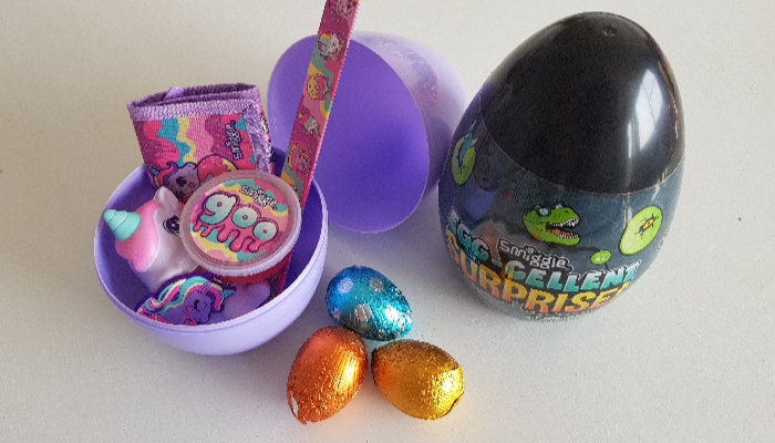 Easter ready