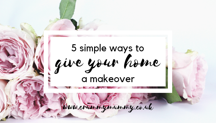 ways to give your home a makeover