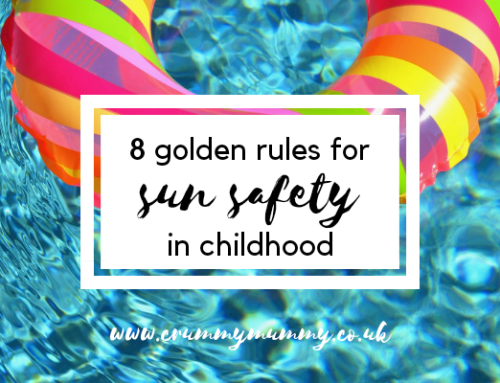 8 golden rules for sun safety in childhood