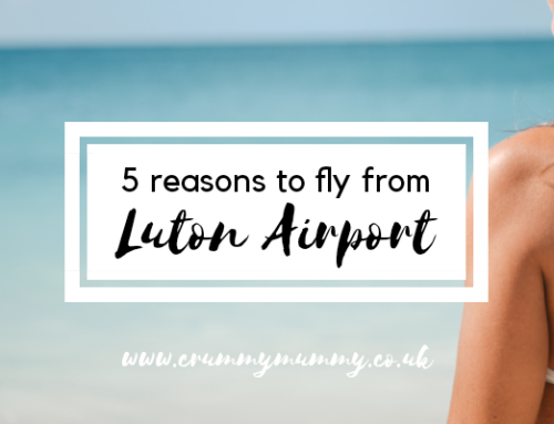 5 reasons to fly from Luton Airport