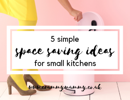 5 simple space saving ideas for small kitchens