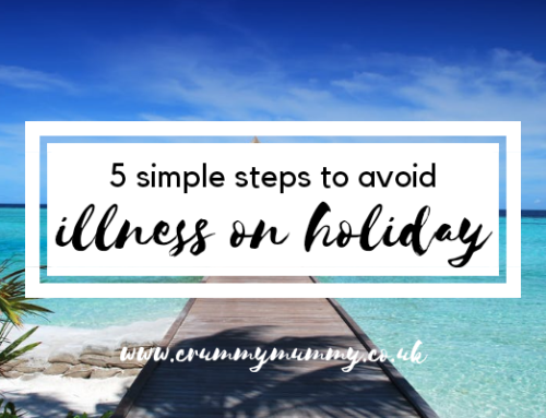 5 simple steps to avoid illness on holiday