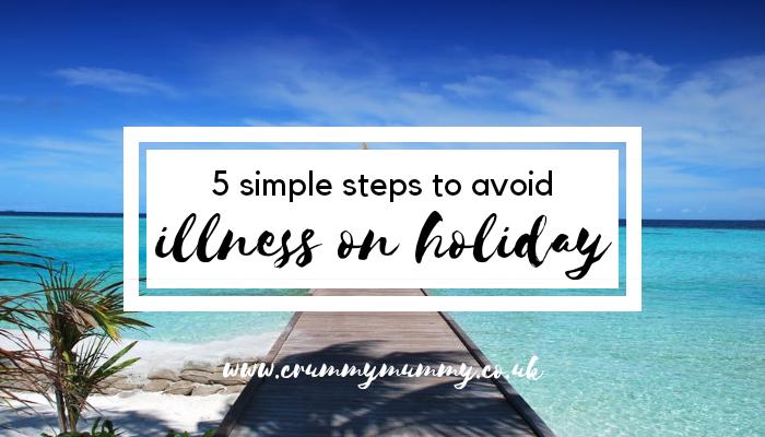 illness on holiday