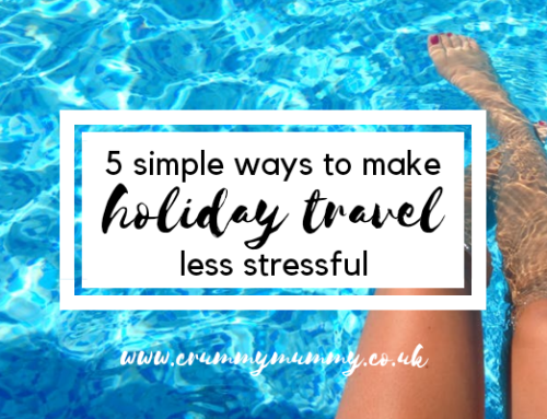 5 simple ways to make holiday travel less stressful