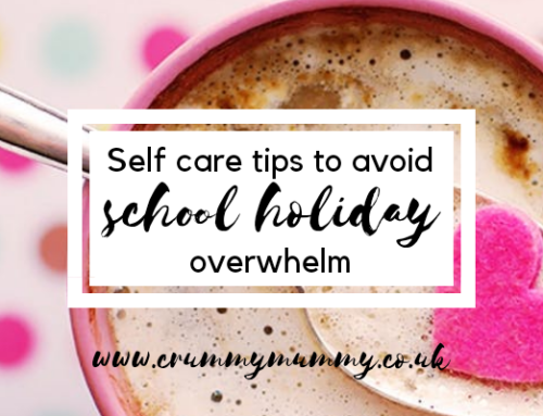 Self care tips to avoid school holiday overwhelm