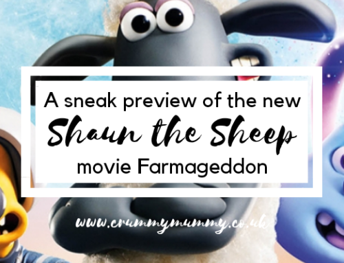 A sneak preview of the new Shaun the Sheep movie Farmageddon