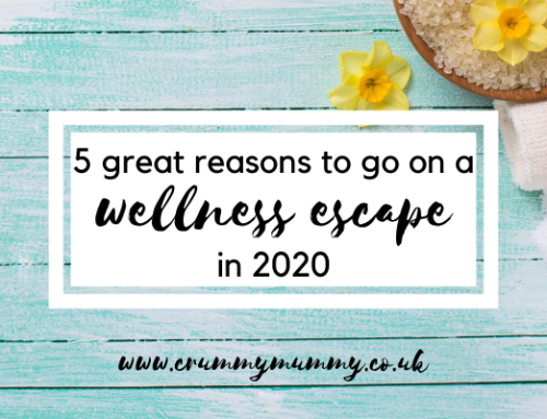 5 great reasons to go on a wellness escape in 2020