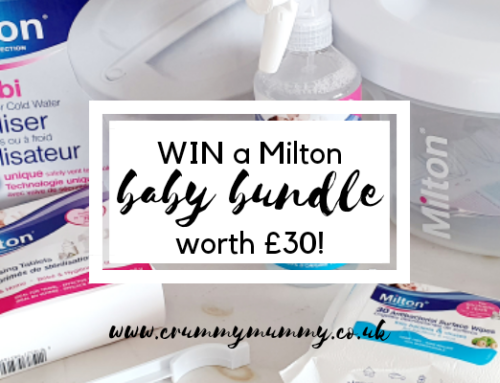 WIN a Milton baby bundle worth £30!