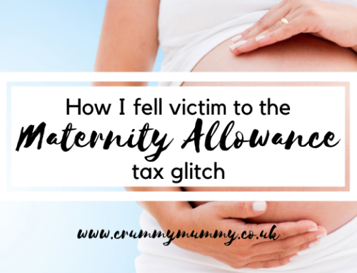 How I fell victim to the Maternity Allowance tax glitch