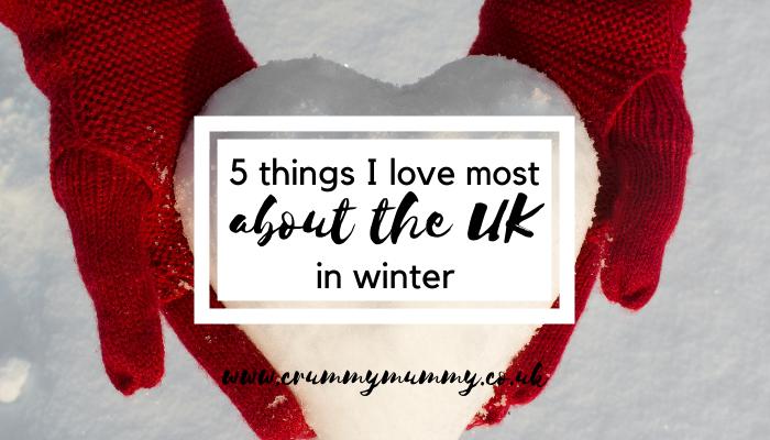 UK in winter