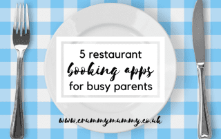 restaurant booking apps