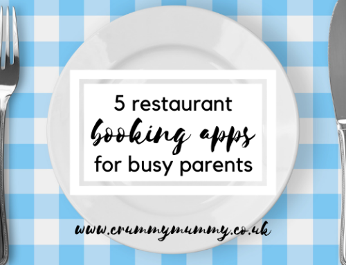 5 restaurant booking apps for busy parents