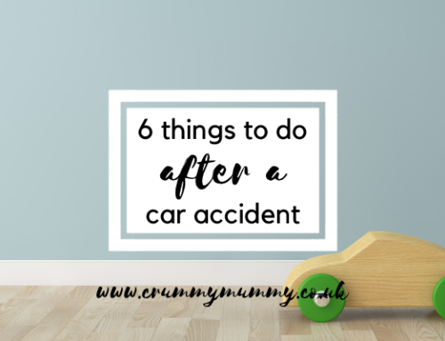6 things to do after a car accident