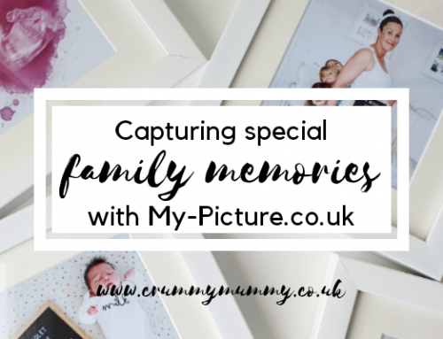 Capturing special family memories with My-Picture.co.uk #ad