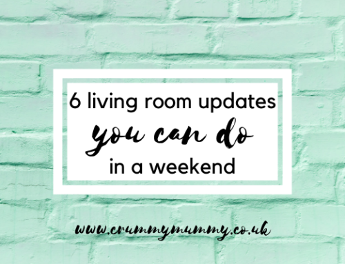 6 living room updates you can do in a weekend