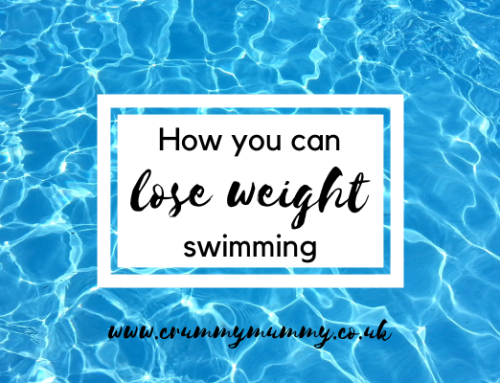 How you can lose weight swimming