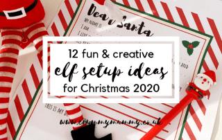 elf setup ideas