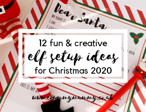 12 fun & creative elf setup ideas for Christmas 2020 #ad