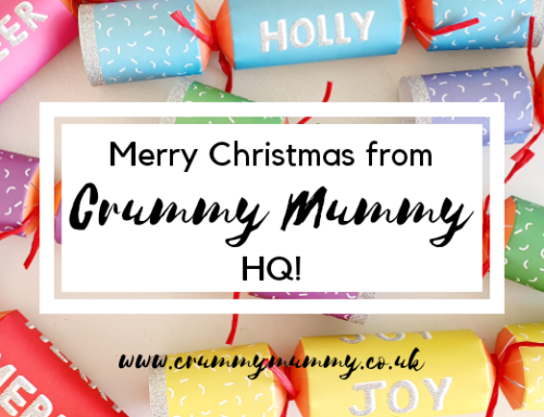 Merry Christmas from Crummy Mummy HQ!