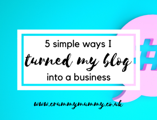 5 simple ways I turned my blog into a business