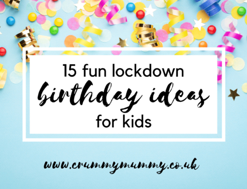 15 fun lockdown birthday ideas for kids
