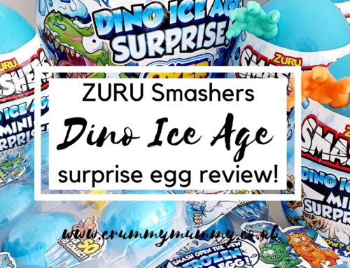 ZURU Smashers Dino Ice Age surprise egg review!