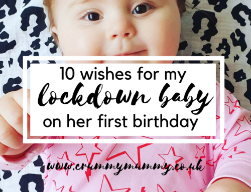 10 wishes for my lockdown baby on her first birthday