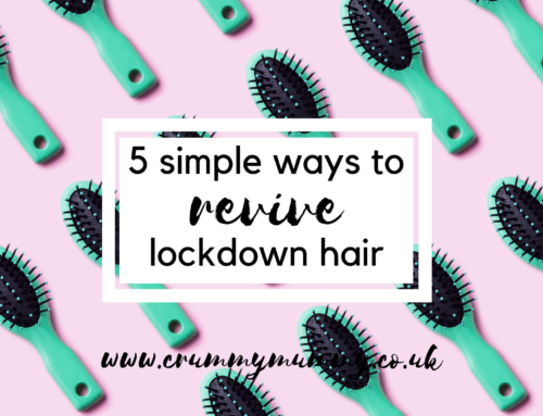 5 simple ways to revive lockdown hair #ad