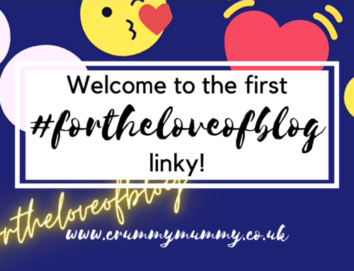 Welcome to the first #fortheloveofblog linky!