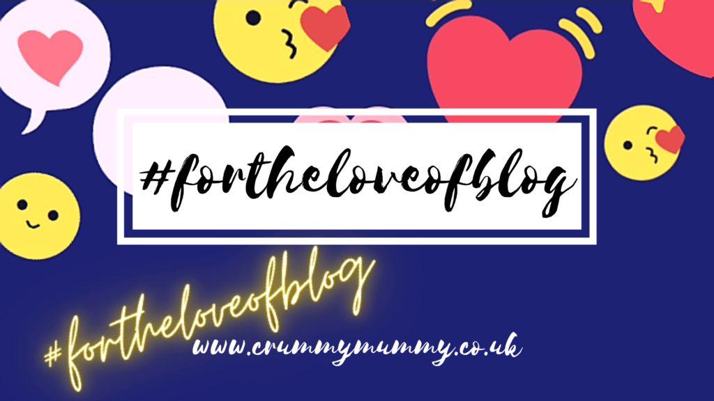 #fortheloveofblog