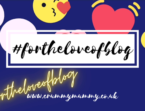 #fortheloveofblog – 11th May 2021