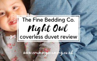 coverless duvet