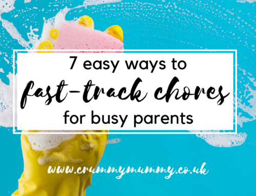 7 easy ways to fast-track chores for busy parents