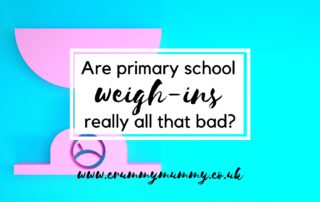 primary school weigh-ins
