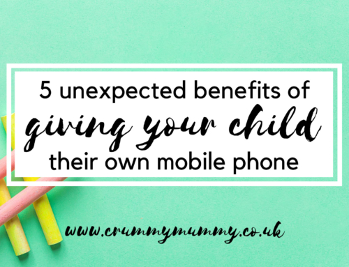 5 unexpected benefits of giving your child their own mobile phone