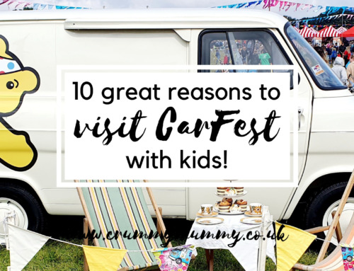 10 great reasons to visit CarFest with kids!