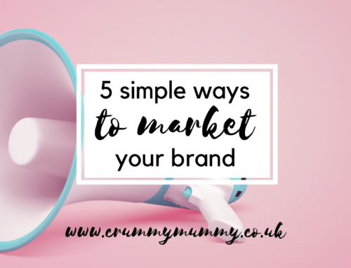 5 simple ways to market your brand