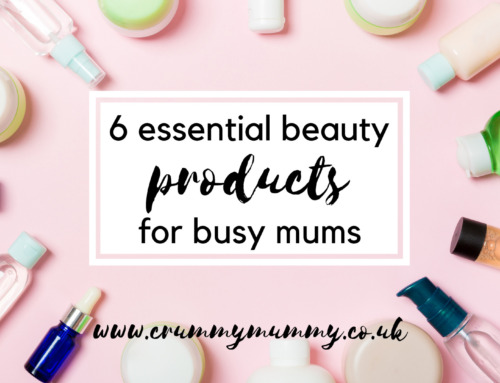 6 essential beauty products for busy mums