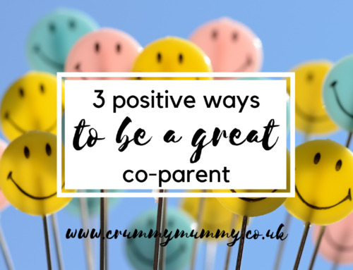 3 positive ways to be a great co-parent